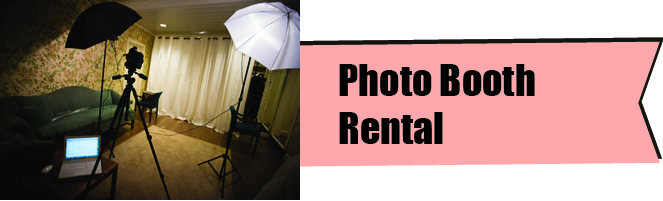 Photo Booth Services - Photo Booth Rental