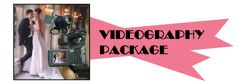 Book Now - Videography Package
